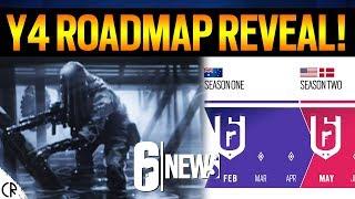 Y4 Roadmap Reveal - 6News Live - Rainbow Six Siege