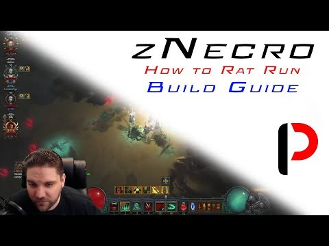 Diablo  S Znecro Build
