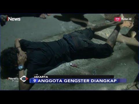 Hendak Tawuran, 9 Anggota Gengster di Kramat Jati di Bekuk Polisi - iNews Pagi 11/03