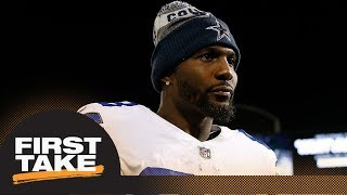 First Take debates what Cowboys should do with Dez Bryant | First Take | ESPN