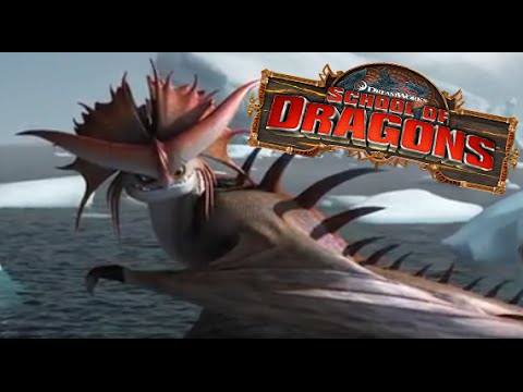 School of Dragons: Dragons 101 - THE STORMCUTTER - YouTube