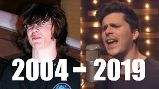 Matt Wentworth Singing Evolution 2004 2019