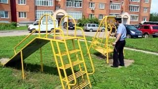 В Луховицах повторно проверили детские площадки(В Луховицах повторно проверили детские площадки В Подмосковье, в том числе и в Луховицком районе, по распор..., 2015-07-02T09:49:43.000Z)