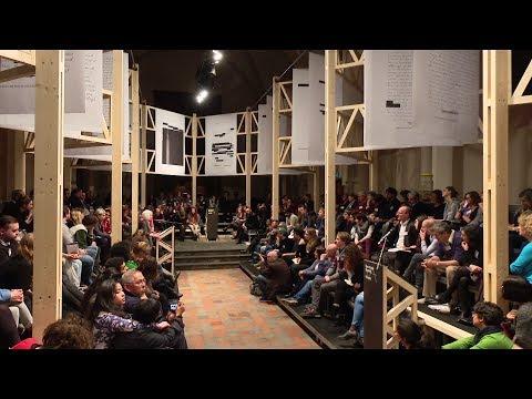 NWS Utrecht. Day I: Failed Democracy. Nancy Hollander and Birgitta Jónsdóttir.