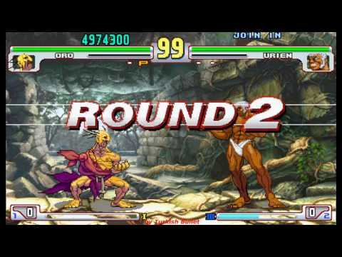 Street Fighter III: 3rd Strike - Fight for the Future (Arcade) - (Longplay - Oro | Hard Difficulty)