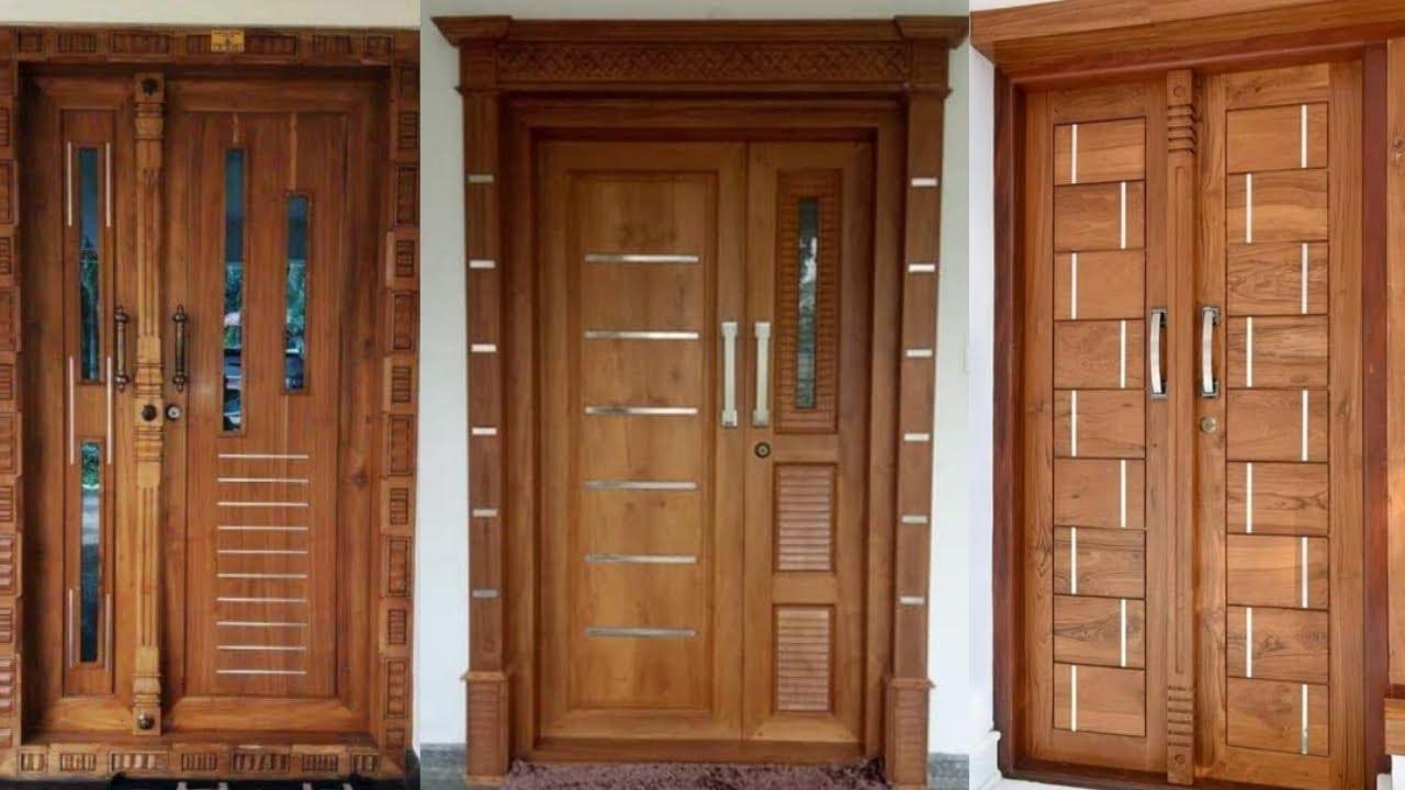 100 Kerala Model Front Door Designs Modern Front Door Design Indian Style Main Door Design Idea Youtube