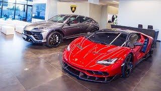Lamborghini Taichung 全新展示暨服務中心開幕