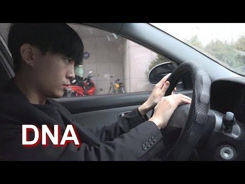 BTS (방탄소년단) 'DNA' Car Cover (Big marvel)