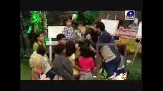 Tera Pakistan Hai Ye Mera Pakistan Hai By Amir Liaquat On Inaam Ghar Geo Tv 1 March 2014