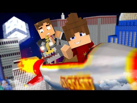 Minecraft Mods - Hora de Aventura! - Lucky Race ft (PortugaPc - Sky