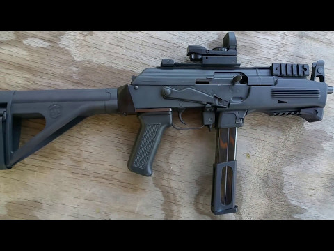 Chiappa PAK-9 Review Update - 9mm AK + Channel News! - YouTube