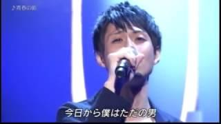 青春の影 林部智史 Satoshi Hayashibe