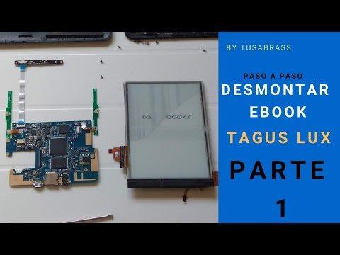Desmontando Tagus LUX - Parte 1 - By TusabrasS