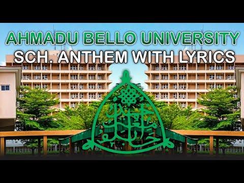 Download Ahmadu Bello University, zaria | School Anthem | 2020 with Lyrics