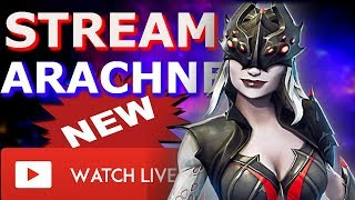 ARACHNE SKIN FORTNITE BATTLE ROYALE *SUNDAY FUN DAY [LATINO] *CONSOLE FORTNITE PLAYER* - OmalitoGell