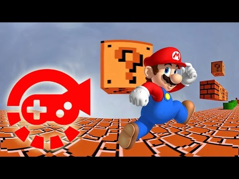 360° Video - Super Mario Bros
