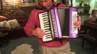 The Flowers of Edinburgh on accordion