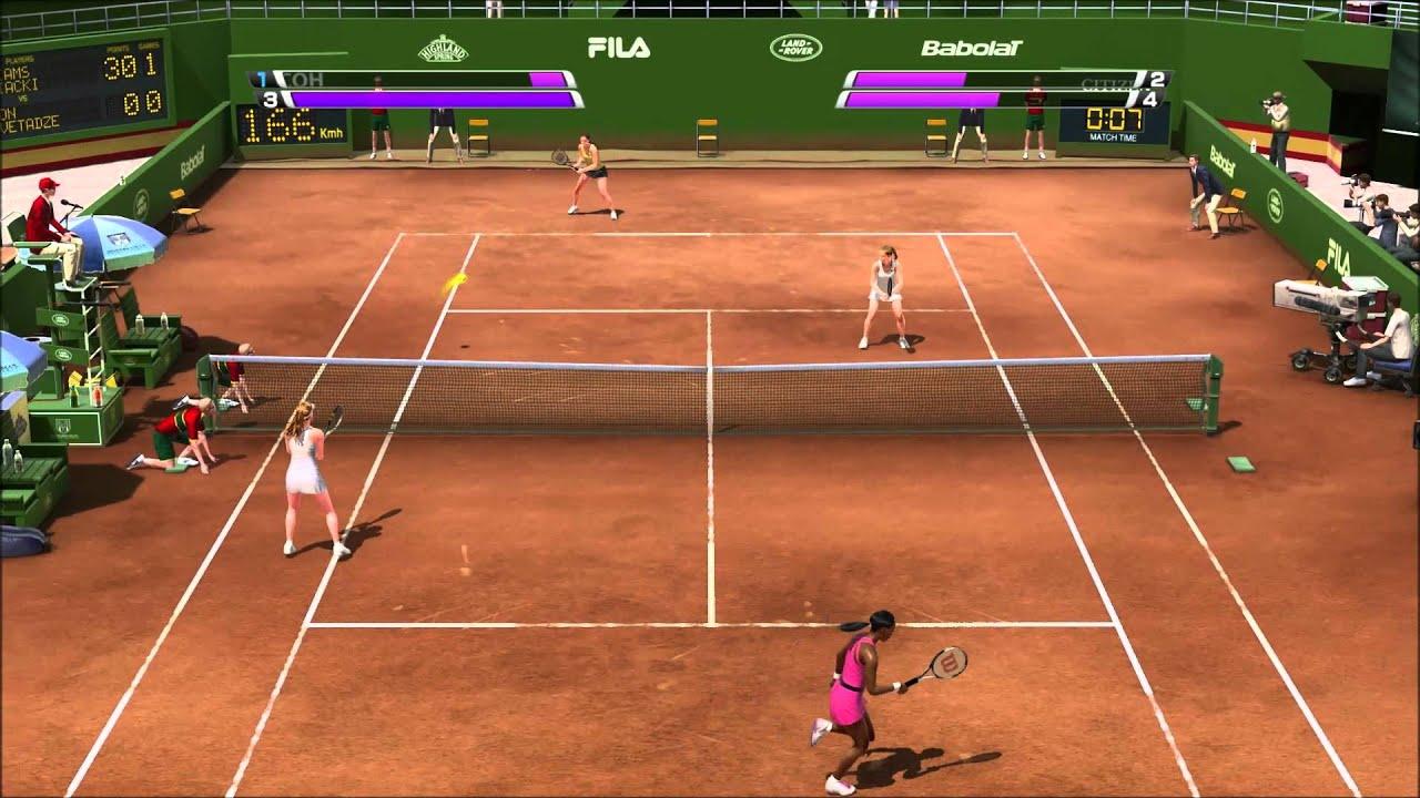 Скачать virtua tennis 4 pc торрент.