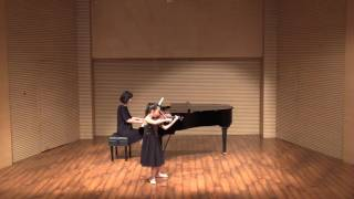 Sooeon Kim | 9 years old | P. Sarasate | Introduction and Tarantella, Op.43
