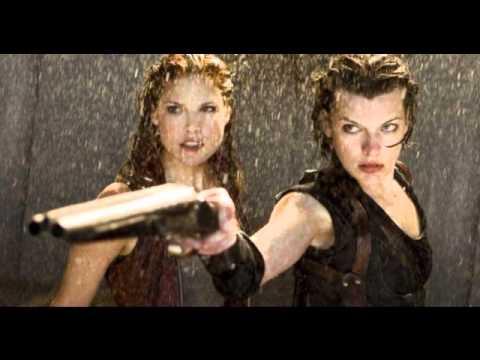 Resident evil 4: Afterlife Soundtrack - The Outsider