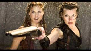 Resident evil 4: Afterlife Soundtrack - The Outsider
