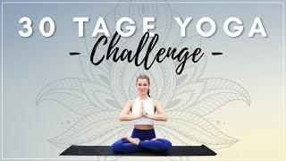 30 Tage Yoga Challenge | Mache Yoga zu deiner Gewohnheit | #yogamitmady