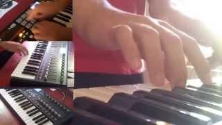 Nitro, El Raton, Enigma - Ganja Boat Instrumentals Cover