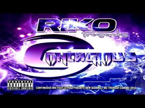 Riko Presents... Contagious POWERSTOMP MIX/UK Hardcore 2014/2015 Mixed by DJKyuubiRaver