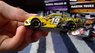 Diecast Review on 9, 19, 43, and 78 cars (Wave 4 Lionel Authentics)