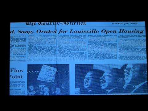 Rev Alfred Daniel Williams King Sermon 1962  MLK