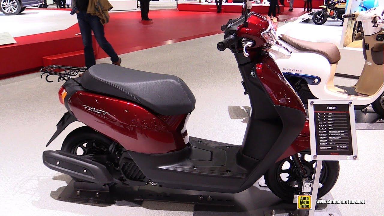 2016 Honda Tact 50 Scooter