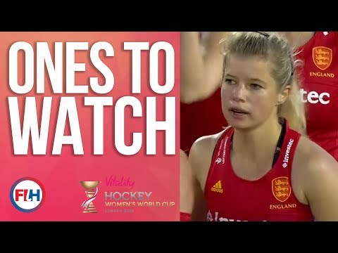 Ones To Watch | Women's Hockey World Cup London 2018 | Part 3