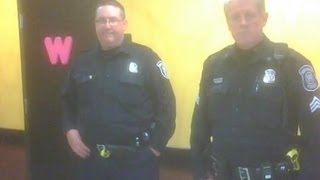 Open Carry - RIGHTS VIOLATED in Southfield, MI