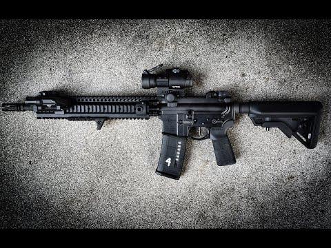 AR-15 кал. 366 ТКМ новинка от ТЕХКРИМ ТК515 NR-410 на «Arms & Hunting – 2019» Оружие и охота 2019