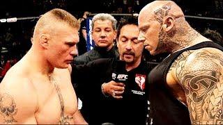Brock Lesnar vs Martyn Ford - Coming Soon