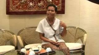 Традиционный тайский массаж Тай СПА(Программа мелочи жизни рассказывает о традиционном тайском массаже, истории массажа и современном исполне..., 2011-09-28T10:35:18.000Z)