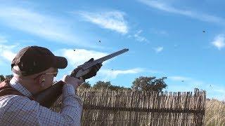 Dario Vallano - Spanish Partridge Shooting at Cacerias Ibericas