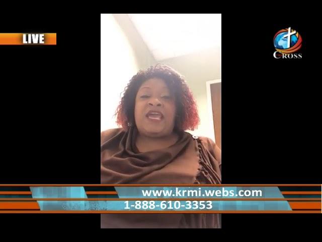 Women of Great Purpose Apostles Michelle Allen 11-26-2018