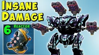 Max Energy Shotgun Damage - CORONA SPECTRE Mk2 War Robots WR