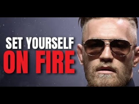 SET YOURSELF ON FIRE Feat  Billy Alsbrooks (New Powerful Motivational Video)