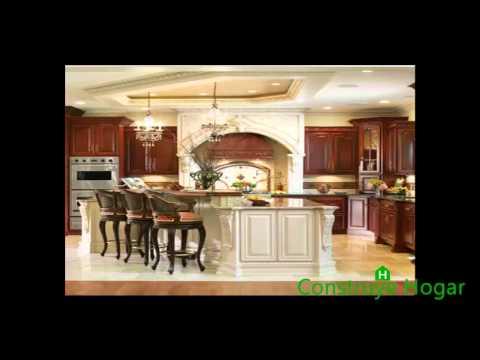 Tipos y dise os de pisos para cocina youtube for Pisos para cocina moderna