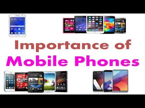 Essay On Importance Of Mobile Phones
