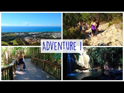 Adventure 1: Mount Coolum & Buderim Falls