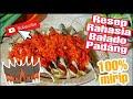 - Resep Sambal Merah Padang | Langsung dari yang punya warung Padang | Semua Sambal