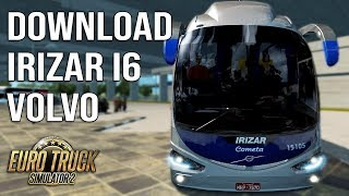 IRIZAR i6 VOLVO + DOWNLOAD