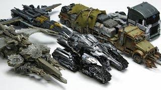 Transformers Movie 1 2 3 4 5 Megatron Galvatron Vehicle Car Robot Toys
