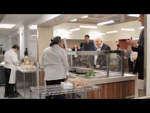 Kitchens To Go at the Harvard Business School