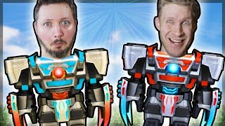 WE ARE ROBOTS! -English Roblox: Bunker Tycoon