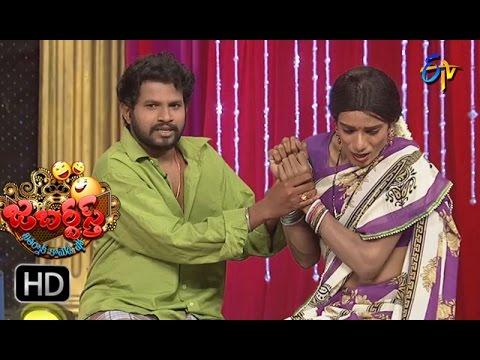 Hyper Aadi Raising Raju Performance | Jabardsth | 27th April2017 ETV Telugu