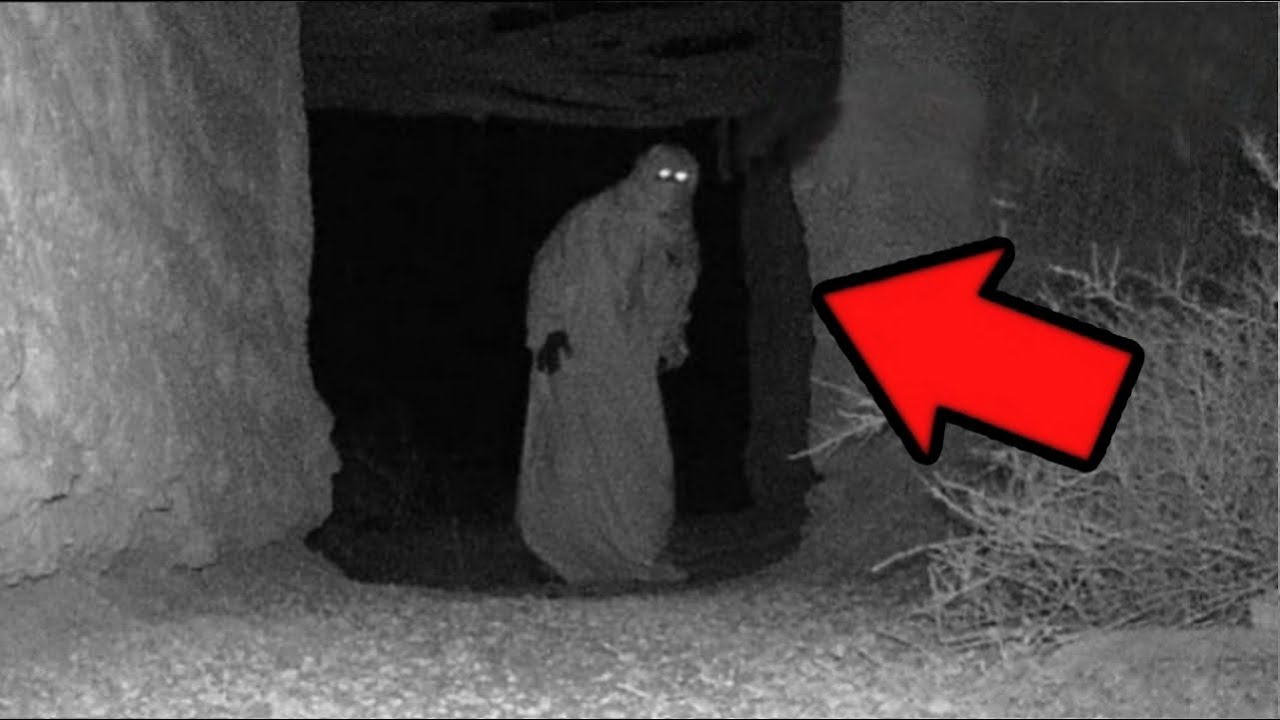Top 5 GHOST Videos Caught On Camera !